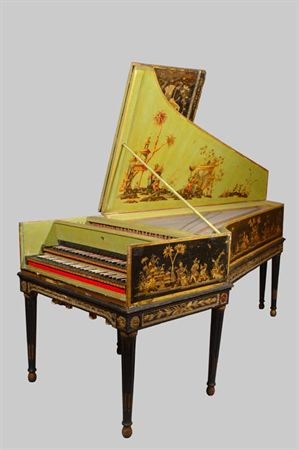 Orgue du grand cabinet Adélaïde - instrument de musique ThumbnailDownloader